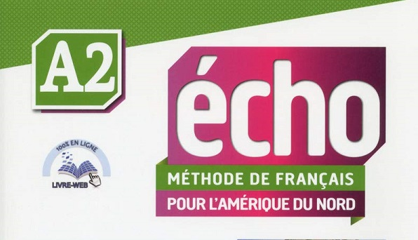 echo french book